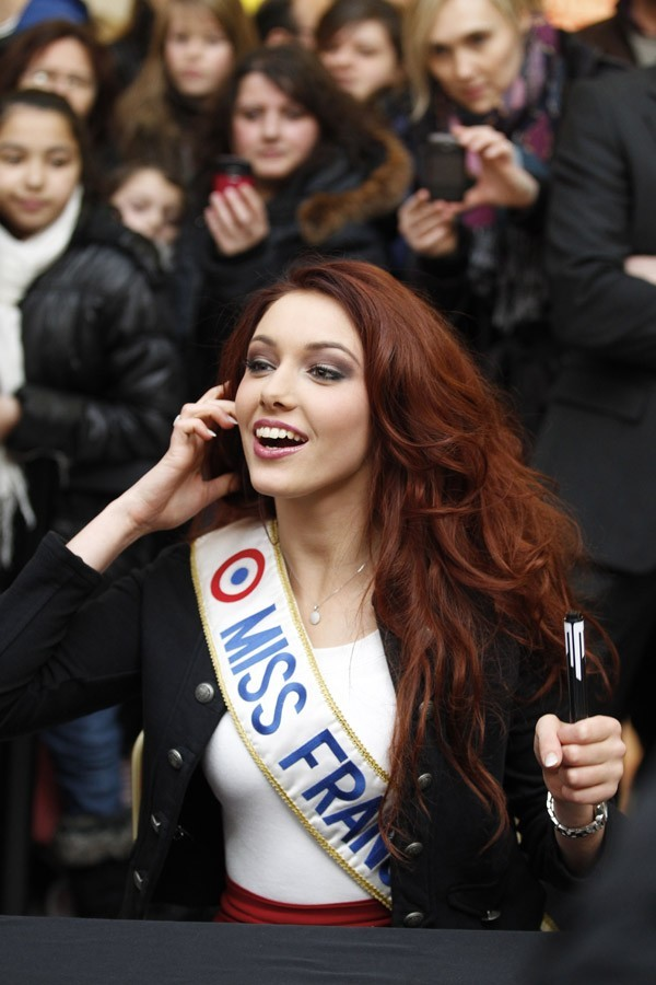 Miss France fait sa belle !