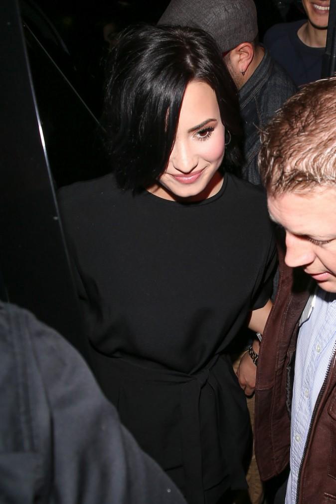 Photos : Demi Lovato : bien entourée pour sa première soirée caritative !