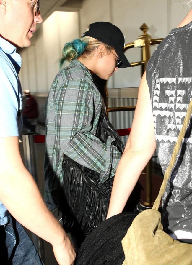 Demi Lovato le 10 août 2012 à Los Angeles