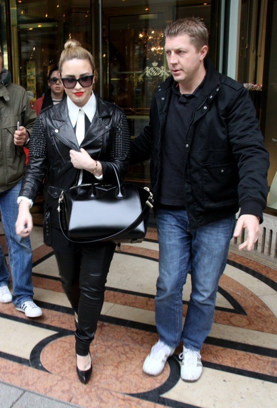 Demi Lovato, Munich, 3 juin 2013.