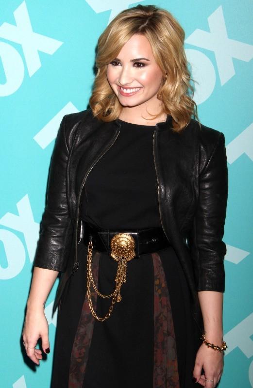 Demi Lovato le 13 mai 2013 à New York
