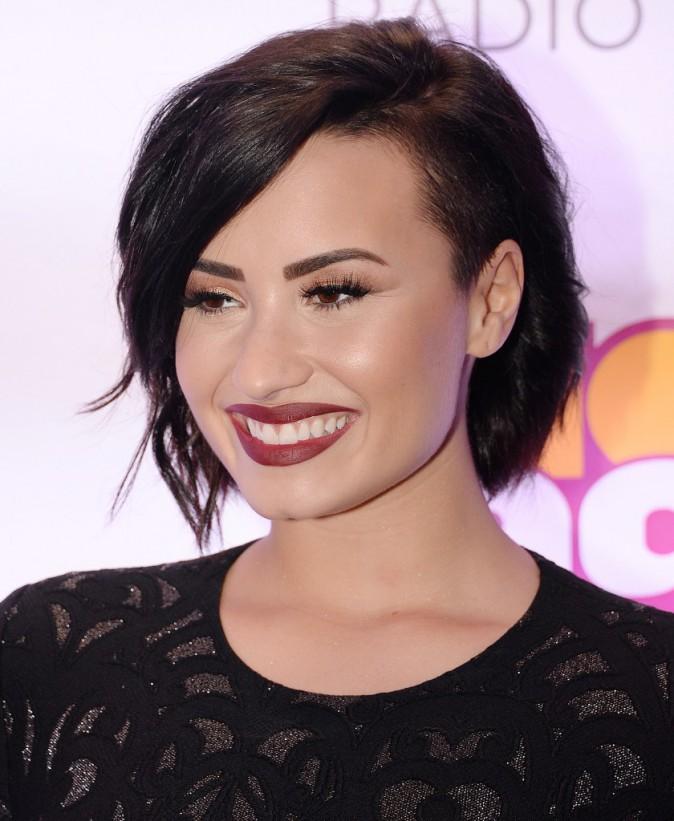 Demi Lovato le 15 décembre 2014