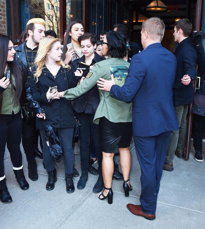 Demi et ses fans