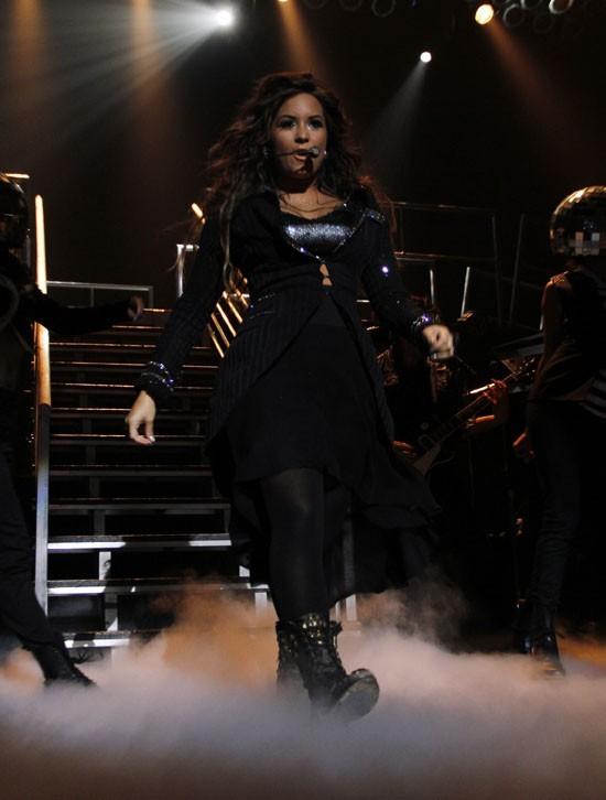 Sûre d'elle, Demi Lovato renoue avec la scène !