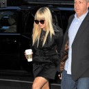 Demi Lovato à New-York le 11 octobre 2012