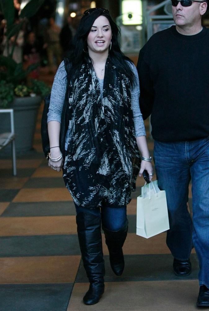 Demi Lovato est de retour pour ses fans