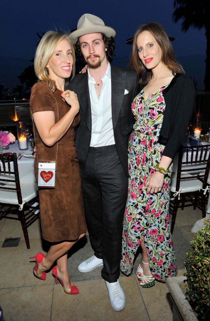 Photos : Demi Moore, Dita Von Teese... Une soirée placée sous le signe de l'élégance !