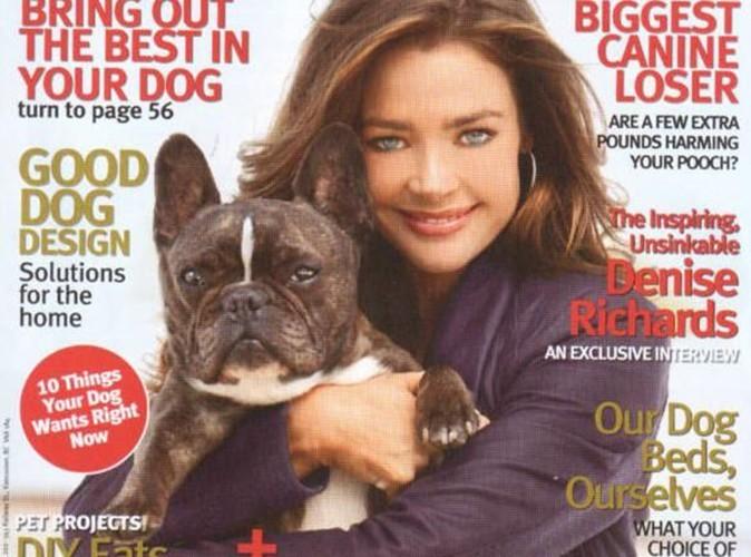 Hank et Denise sur la couverture du magazine Modern Dog en 2011