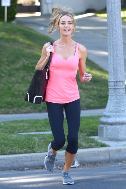 Denise Richards, Beverly Hills, 15 mars 2013.