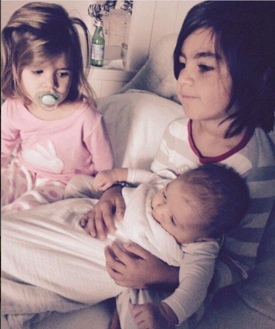 Les enfants de Kourtney Kardashian font le bonheur de leur mère