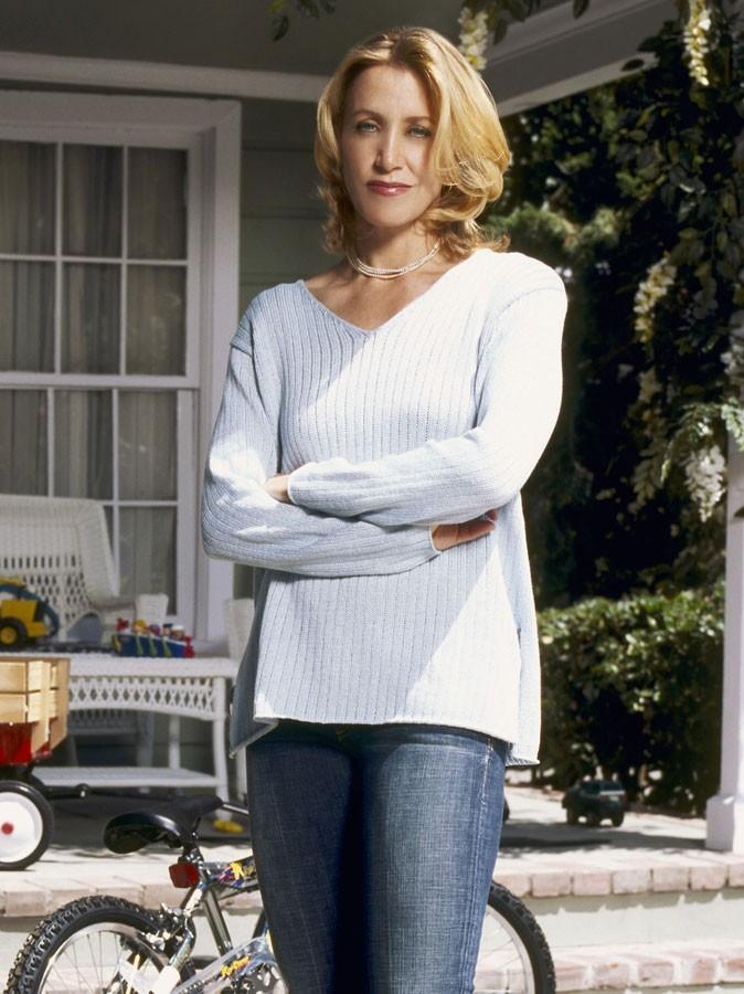 Felicity Huffman est Lynette Scavo