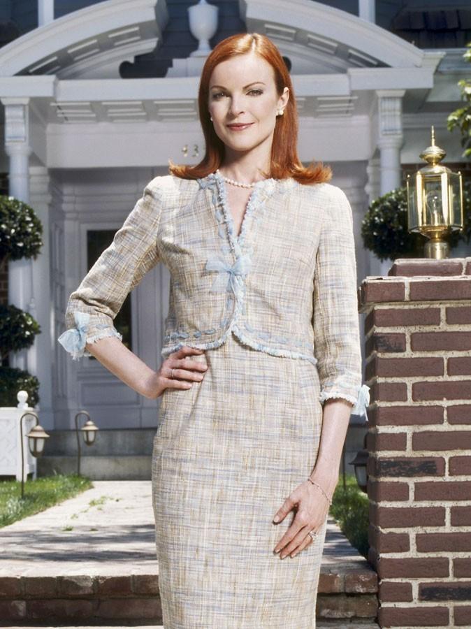 Marcia Cross est Bree Van de Kamp