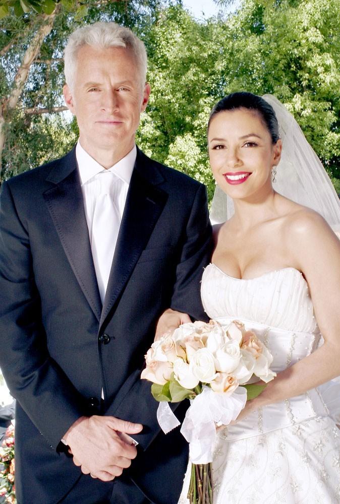 Souvenez-vous : le mariage de Gabrielle avec Victor Lang (John Slattery)