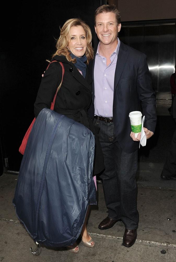 Le couple Lynette/Tom