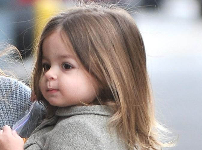 A qui est cette petite fille ?