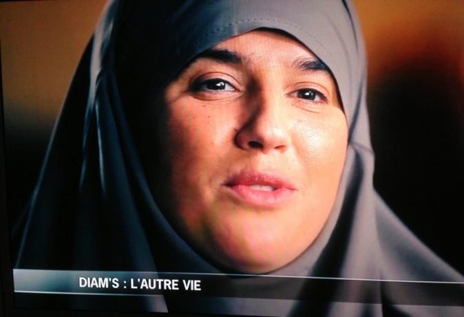 Diam's : découvrez sa première apparition voilée à la télé !