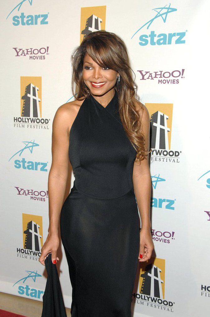 21 stars qui se sont converties à l'Islam : Janet Jackson