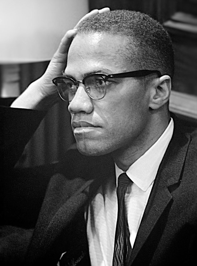 21 stars qui se sont converties à l'Islam : Malcolm X