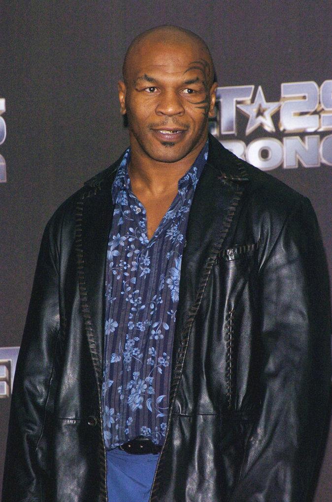 21 stars qui se sont converties à l'Islam : Mike Tyson