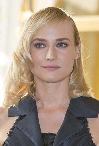 Diane Kruger à Paris le 22 septembre 2014