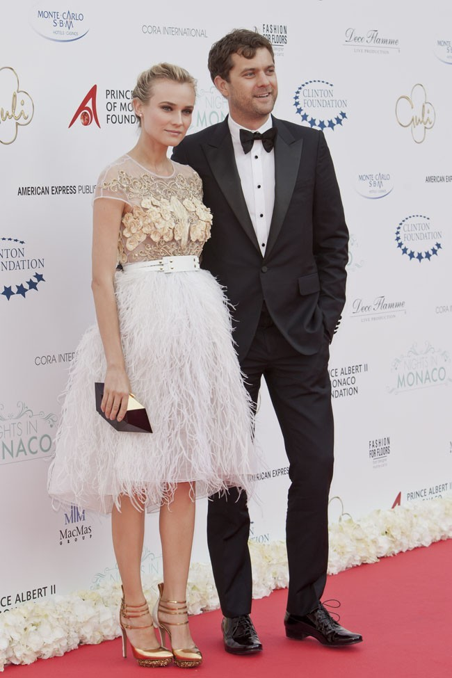 Diane Kruger et Joshua Jackson, canons sur le red carpet !