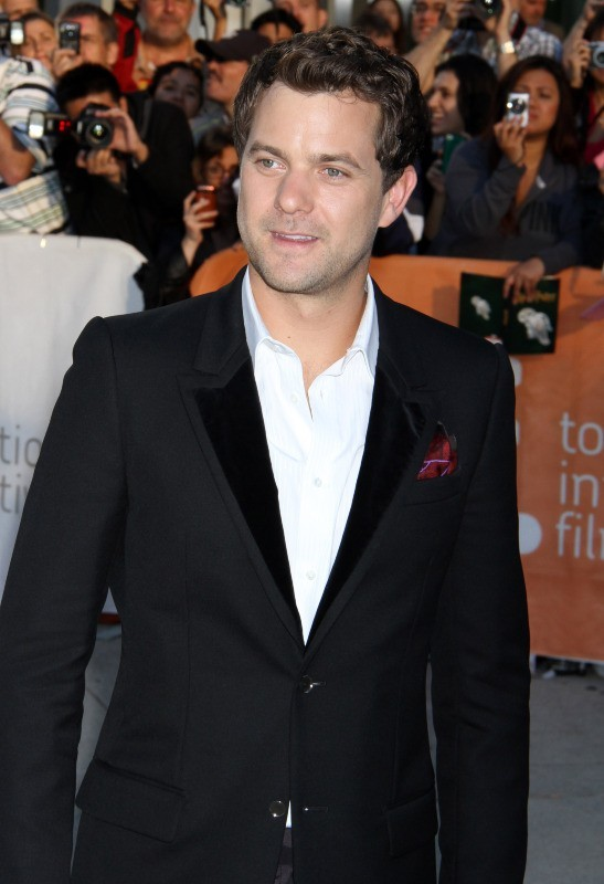Joshua Jackson lors du Festival International du Film de Toronto, le 11 septembre 2012.