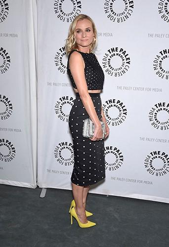 Diane Kruger à Los Angeles le 24 juin 2014