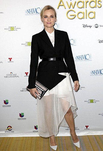Diane Kruger à Los Angeles le 28 février 2014