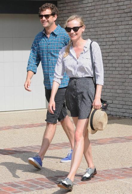 Diane Kruger le 27 mai 2013 à Malibu en Californie