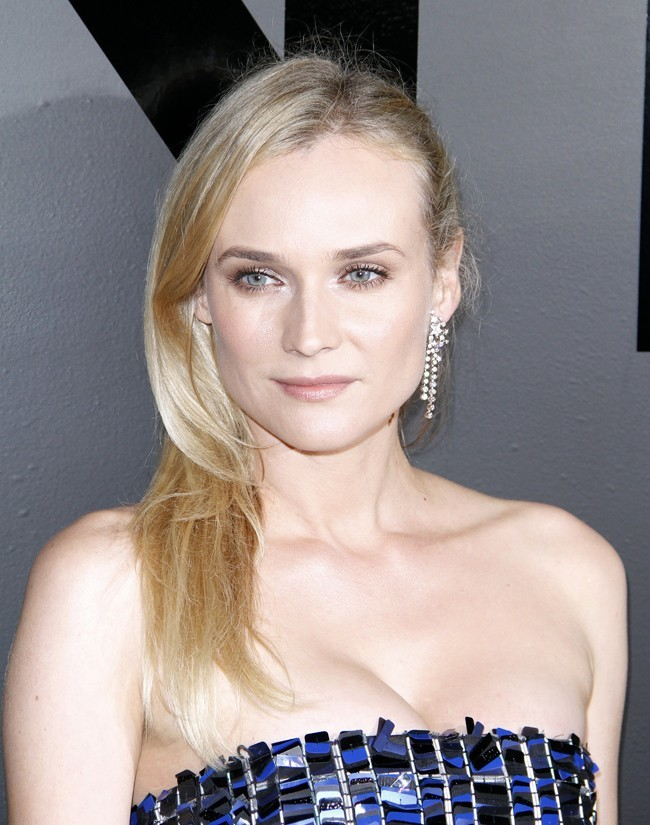 Diane Kruger le 9 octobre à New York