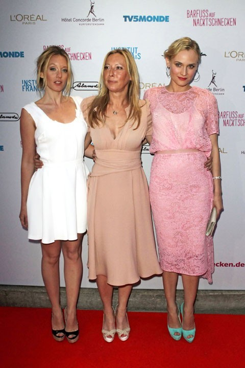 Un trio de blondes !