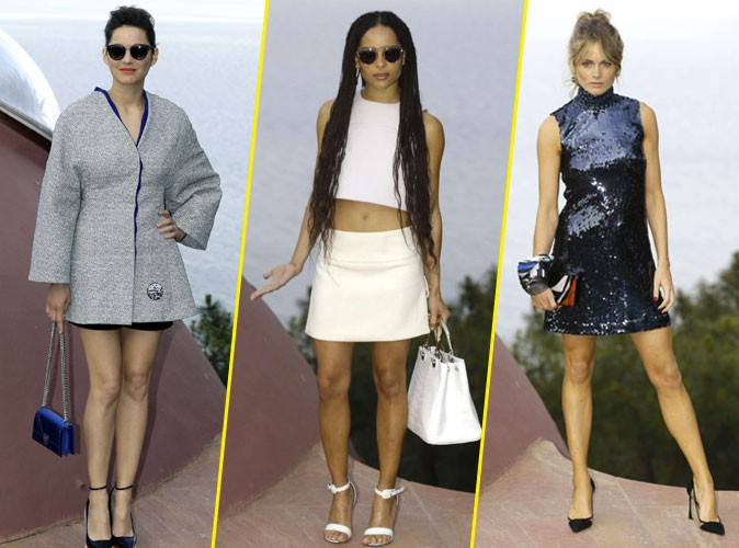 Photos : Dior Cruise 2016 : Marion Cotillard, Zoë Kravitz, Cressida Bonas… déjà à Cannes !