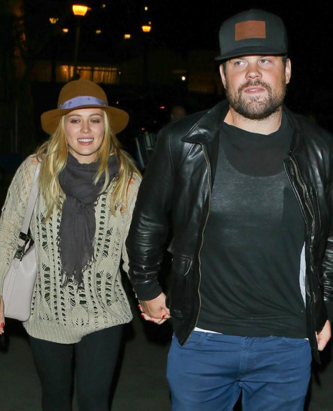 Ils ont divorcé : Hilary Duff et Mike Comrie