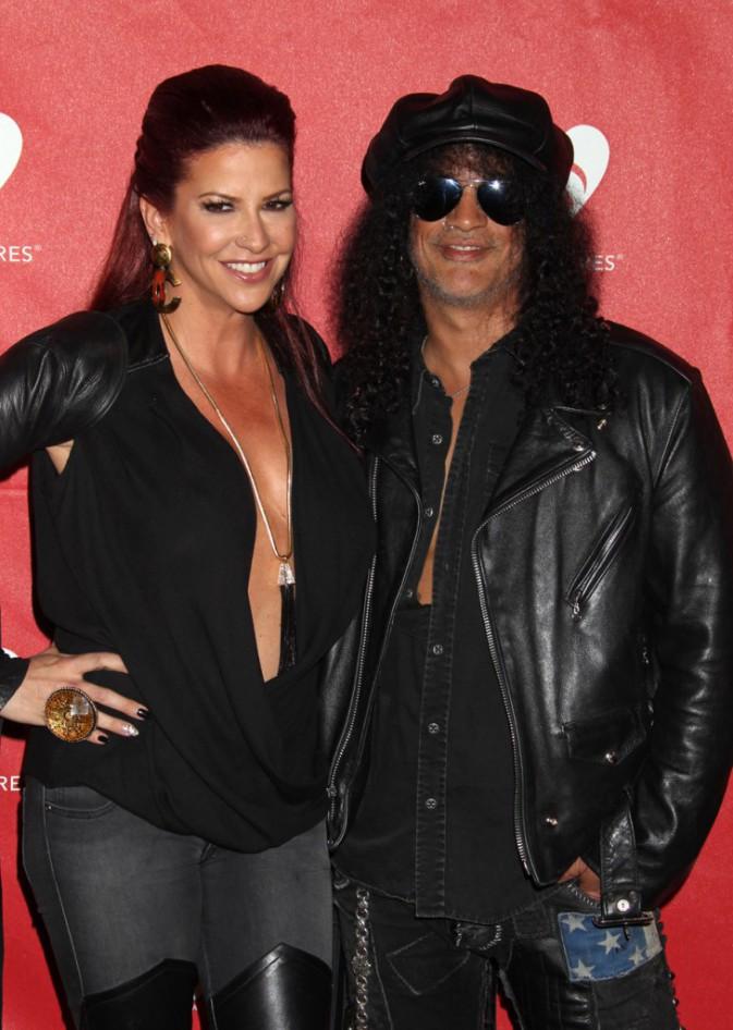 Ils ont divorcé : Slash et Perla Hudson