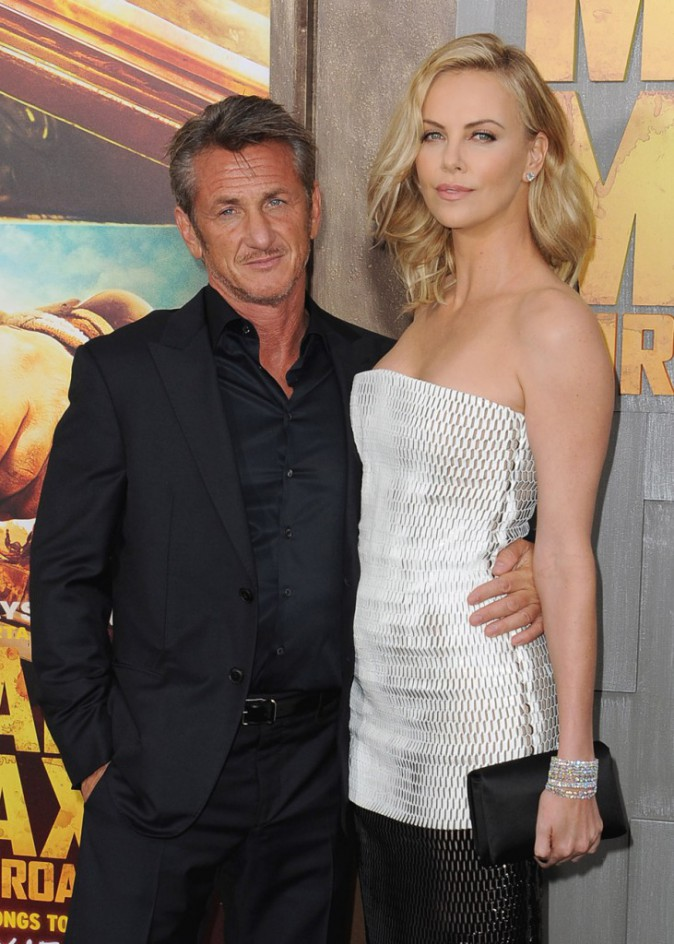 Ils se sont séparés : Sean Penn et Charlize Theron