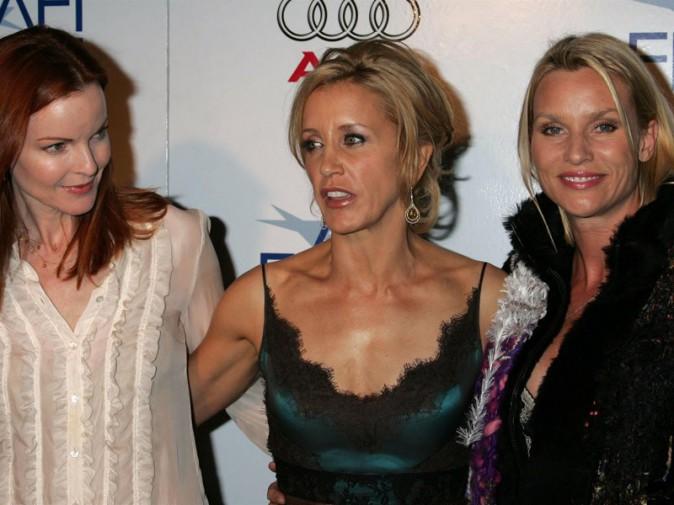Marcia Cross, Felicity Huffman et Nicollette Sheridan