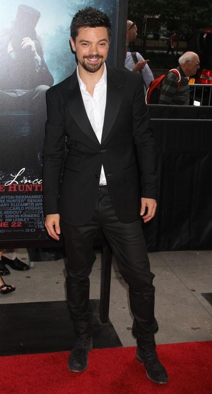 Dominic Cooper à l'avant-première de son dernier film !