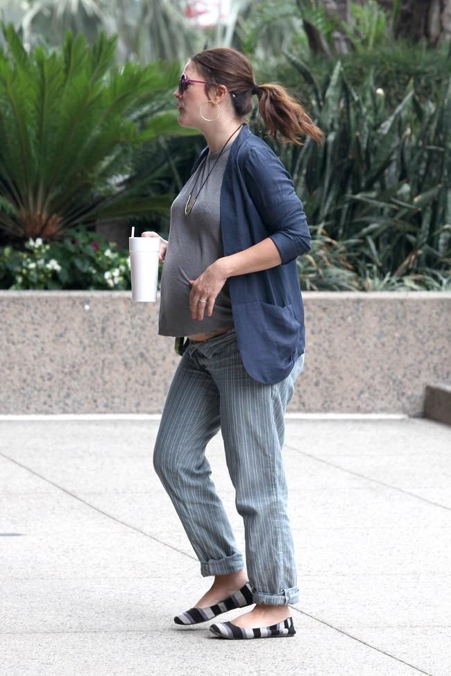 Drew Barrymore le 23 août 2012 à Los Angeles