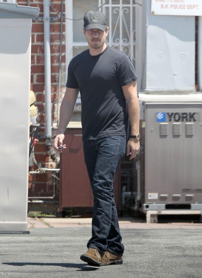 Will Kopelman le 9 juillet 2012 à Los Angeles