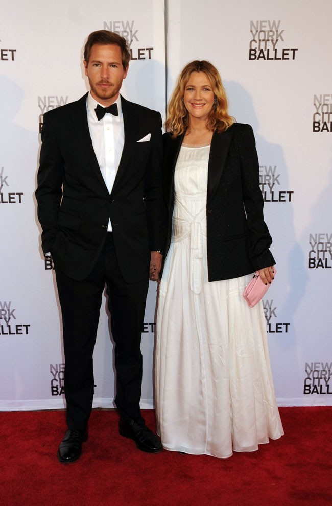 Drew Barrymore et Will Kopelman le 10 mai 2012 à New York