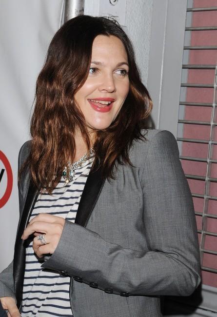 Drew Barrymore le 14 novembre 2012 à New York