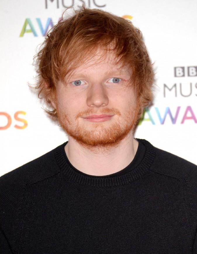 Ed Sheeran le 11 décembre 2014