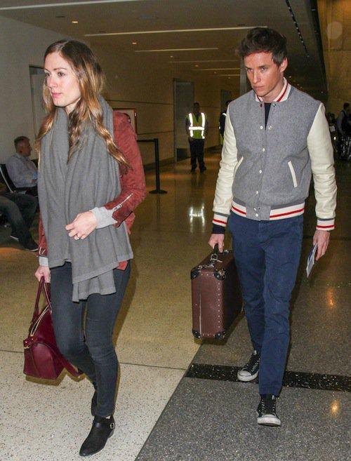 Photos : Eddie Redmayne et sa jolie Hannah attendent leur premier enfant !