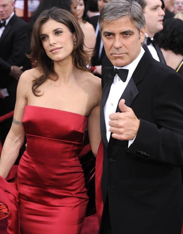 George Clooney l'a même emmenée aux Oscars !