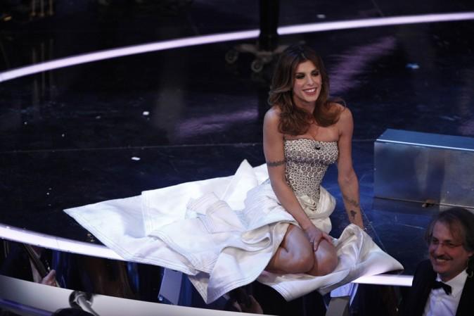 Elisabetta Canalis a fait son show !