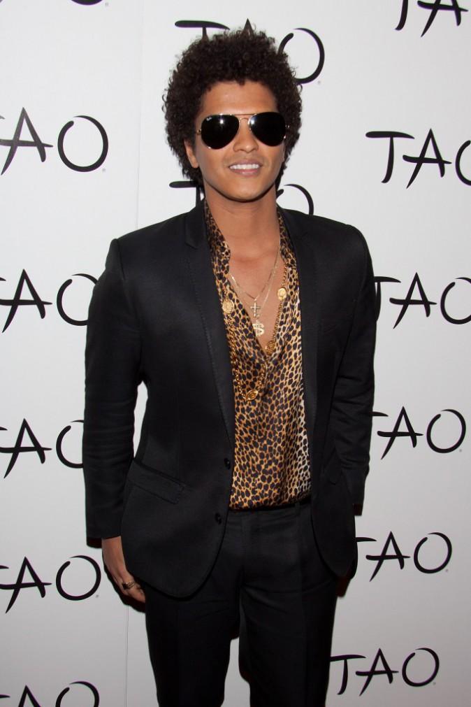 Peter Gene Hernandez alias Bruno Mars