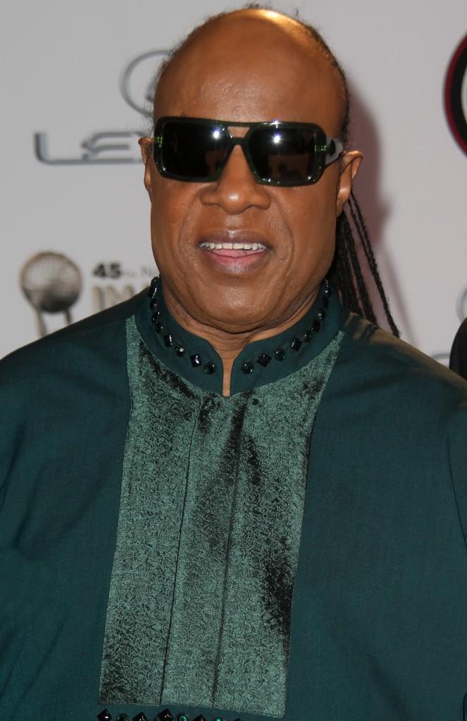 Stevland Hardaway Morris alias Stevie Wonder