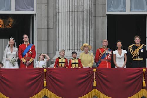 Le mariage de Kate et William en juillet 2011
