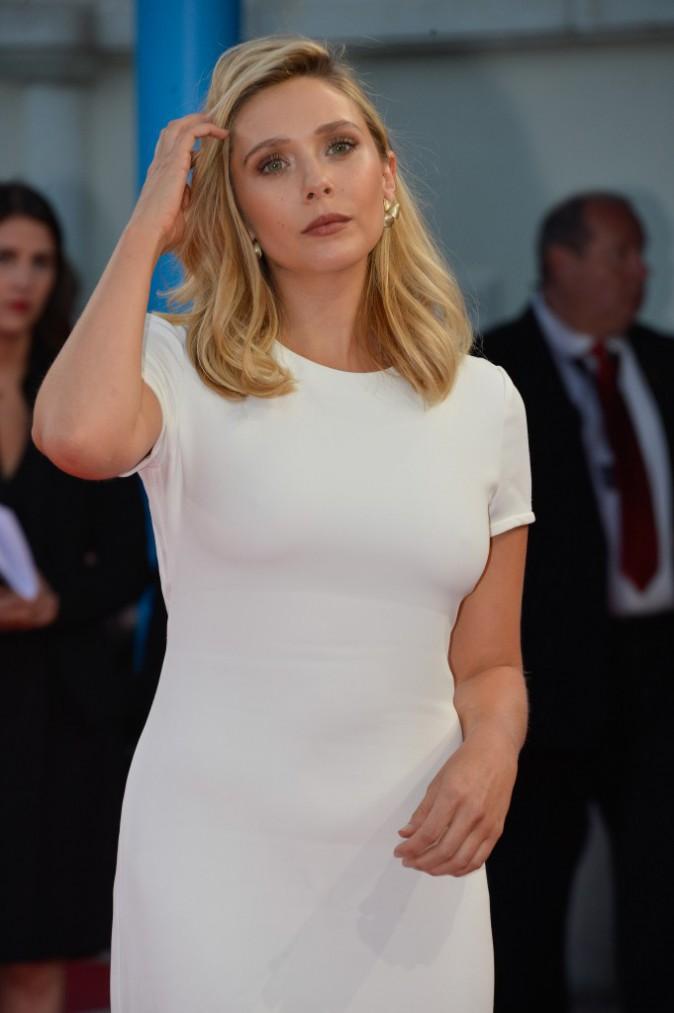 Photos : Elizabeth Olsen divine à Deauville !