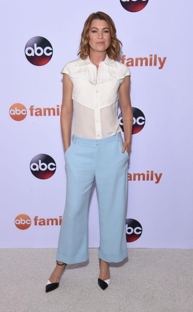 Ellen Pompeo à Beverly Hills le 4 août 2015